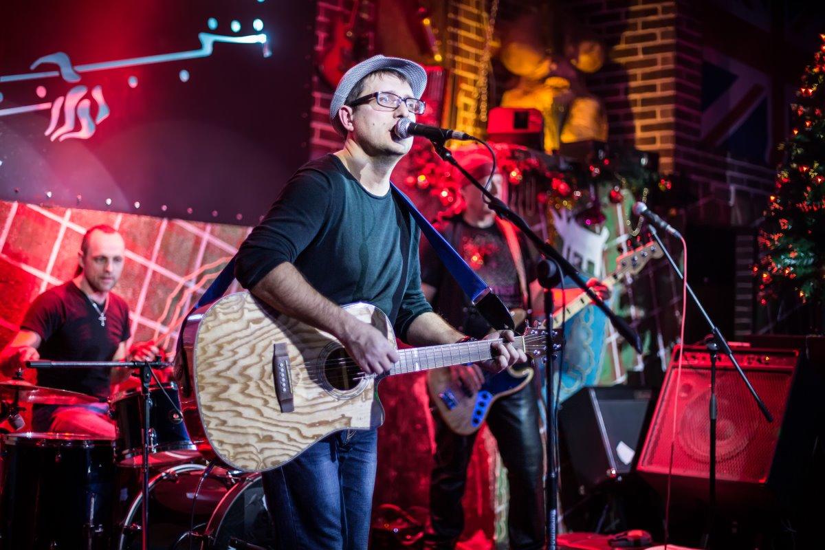 Concert fête de village
